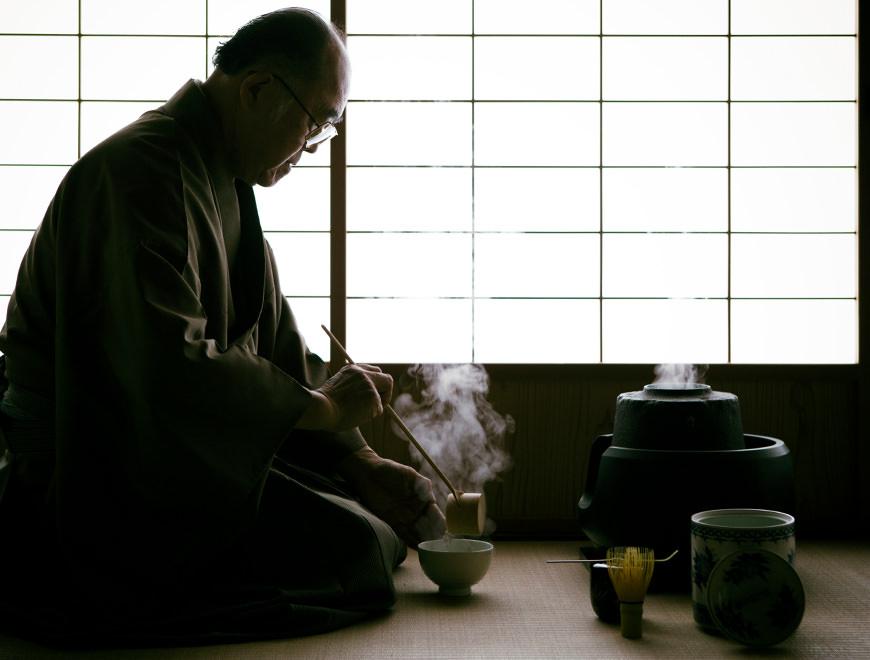 松浦家茶室